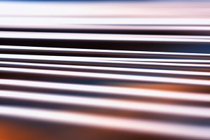 Diagonal files motion blur with light leak background
