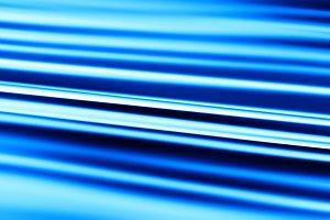 Diagonal blue motion blur panels background