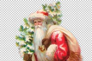 Santa Claus, clip art