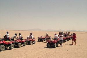 Desert Safari Ride
