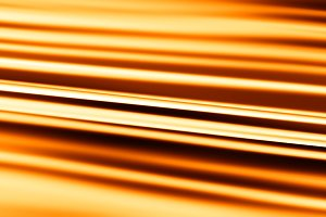 Diagonal orange motion blur library background