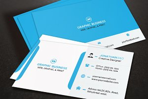 Creative Business Card v.11