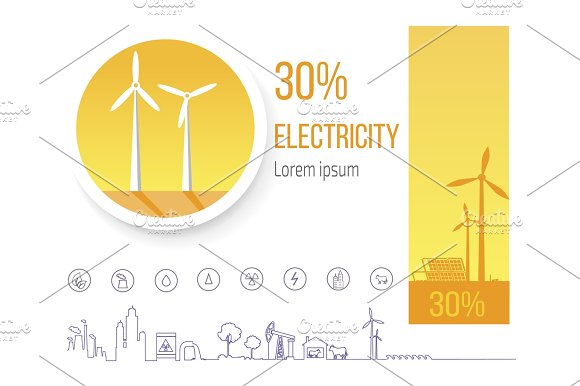 Postered Dedicated to Save Sources of Energy