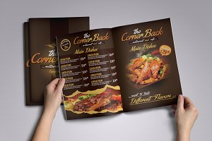 Restaurant & Cafe Menu Pack 03