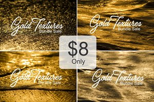 (Bundle Sale) Gold texture