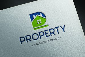 Real Estate & Property Logo