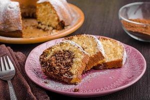 Delish chocolate monkey bread