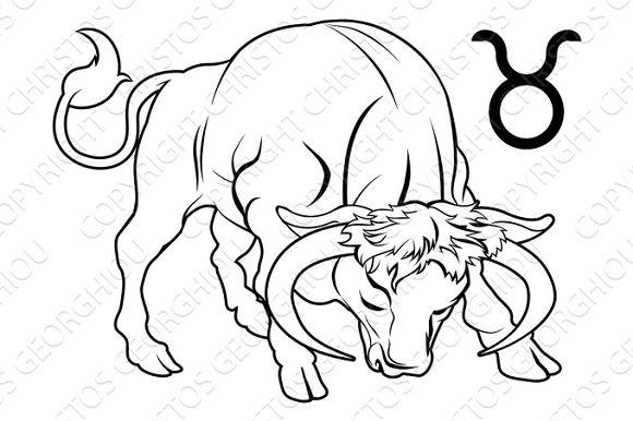 Taurus Zodiac Horoscope Astrology Sign