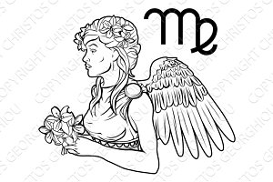 Virgo zodiac horoscope astrology sign