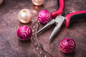 fashion bead making accessories