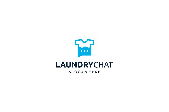 Laundry Chat Logo
