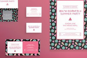 Print Pack | Summer Party