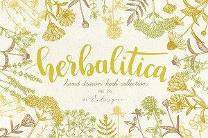 Herbalitica Vintage Plants