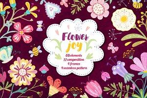 Flower joy!