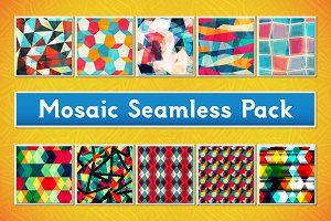 Mosaic Seamless Pack