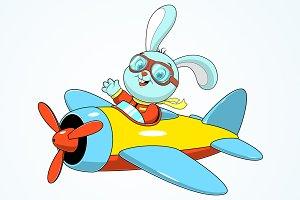 Funny bunny pilot