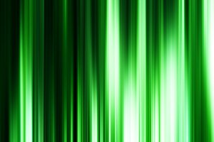 Vertical green motion blur background