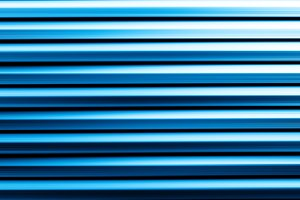 Horizontal blue lines motion blur background