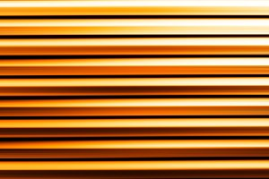 Horizontal orange lines motion blur background