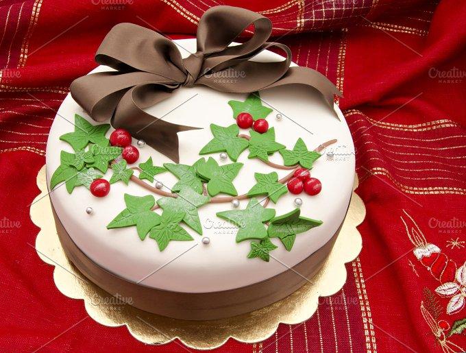 tarta de navidad (2).jpg - Food & Drink