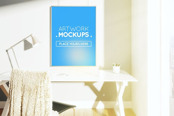 Artwork Mockups #3