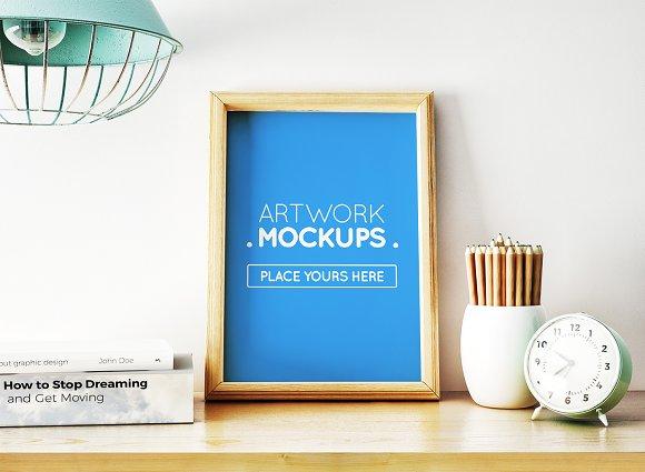 Artwork Mockups #4