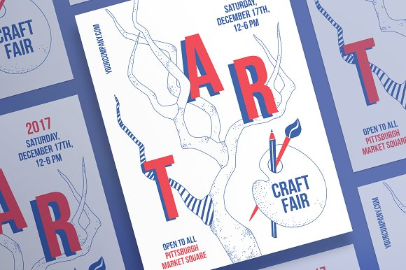 Posters Craft Fair