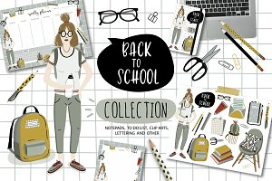 Back to School collection