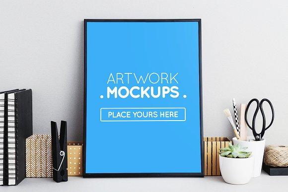 Artwork Mockups #13