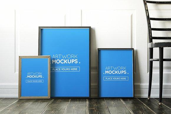 Artwork Mockups #14