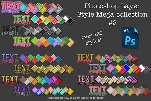 Mega Photoshop Style Collection #2