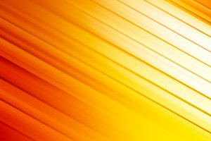 Diagonal orange motion blur background