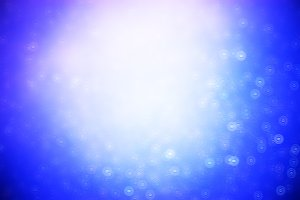 Horizontal glowing space stars illustration background