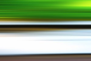Horizontal motion blur summer road background