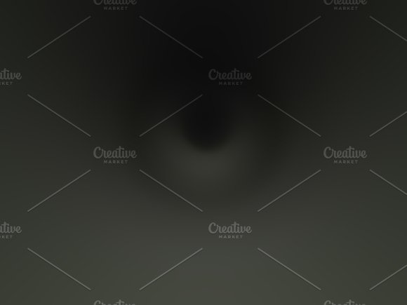 Black and white hole illustration background