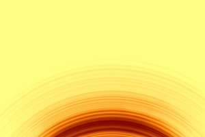Vertical orange sun illustration background