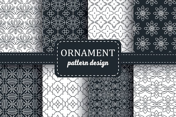 Ornament Pattern Collection