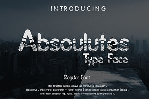 Absoulutes