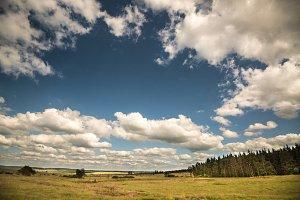 Wide landscape