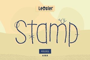 LeOsler Stamp