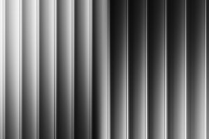 Vertical black and white bars illustration background