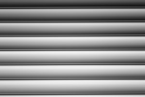 Horizontal black and white bars illustration background