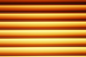 Horizontal orange bars illustration background