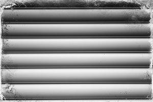 Horizontal vintage black and white camera film texture backgroun