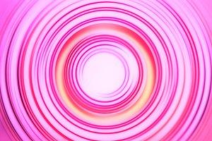 Pink motion blur teleport swirl background