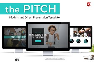 The Pitch, A PowerPoint Presentation