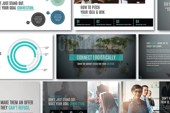 The Pitch, A PowerPoint Presentation in PowerPoint Templates - product preview 1