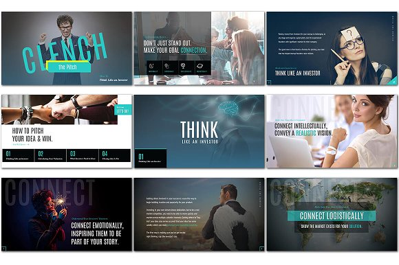 The Pitch, A PowerPoint Presentation in PowerPoint Templates - product preview 2