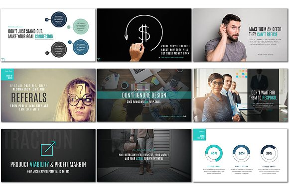 The Pitch, A PowerPoint Presentation in PowerPoint Templates - product preview 4