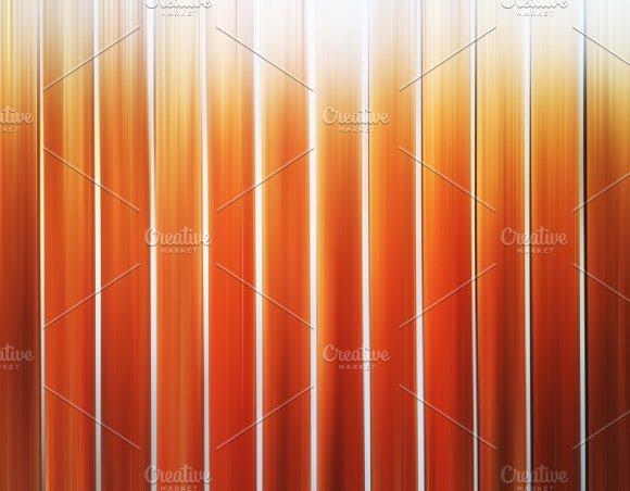 Vertical Motion Blur Orange Panels Background